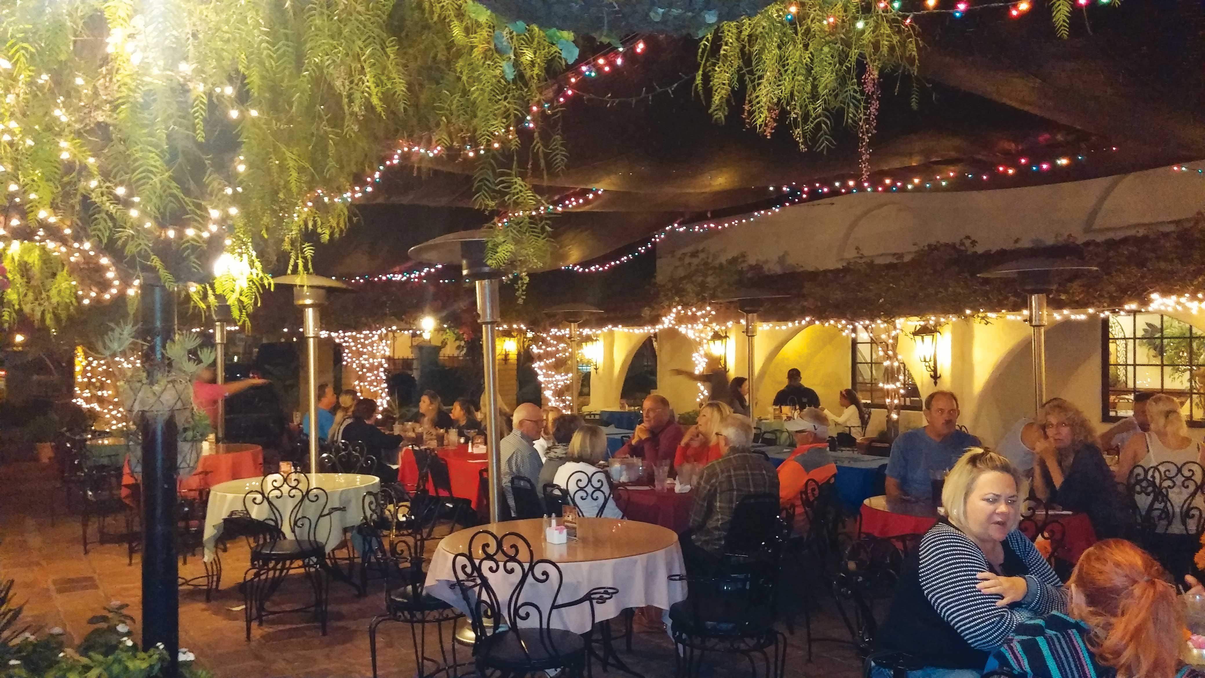 Morenos Restaurant Gentlemens Guide OC