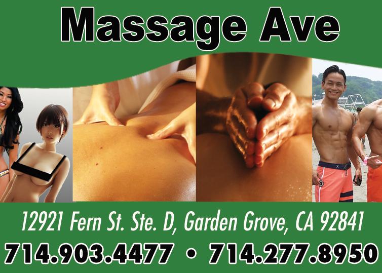 mesa pkwy massage