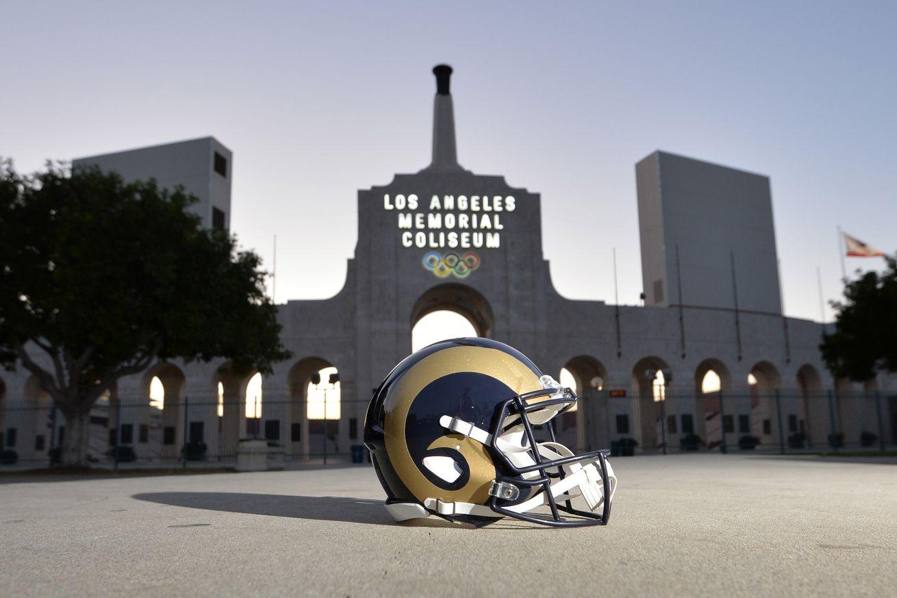 The Rams Kick Off Their Southern California Football Season