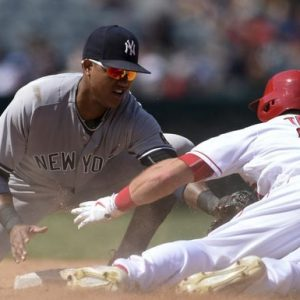 Angels vs. New York Yankees