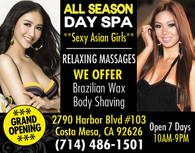 Asian massage orabge county