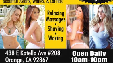 Nuru massage orange county ca