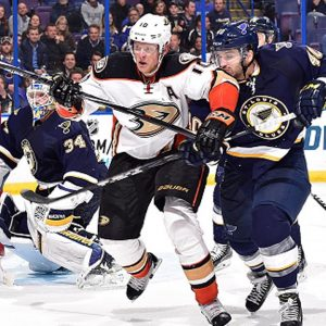 Anaheim Ducks vs. St. Louis Blues