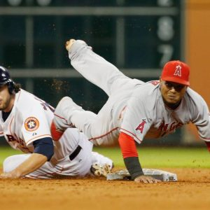 Los Angeles Angels vs. Houston Astros